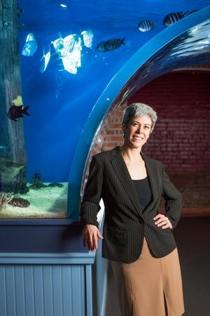 Tami Brown Cleveland Aquarium