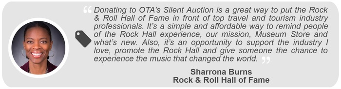 Silent Auction Donating