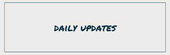Daily Updates