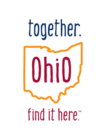 Together Ohio Find It Here Logo