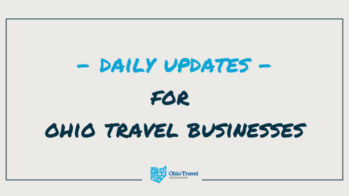 Weekly Updates for Ohio's Travel Economy, June 19