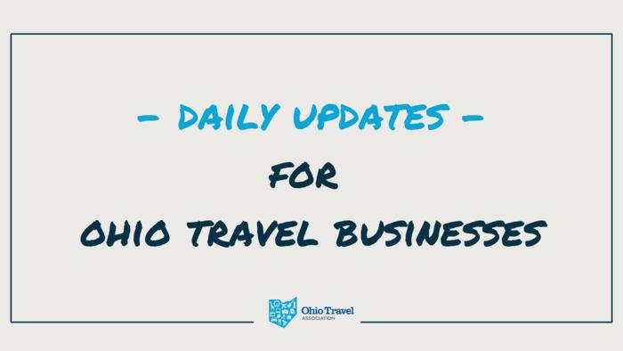 Weekly Updates for Ohio's Travel Economy, June 26